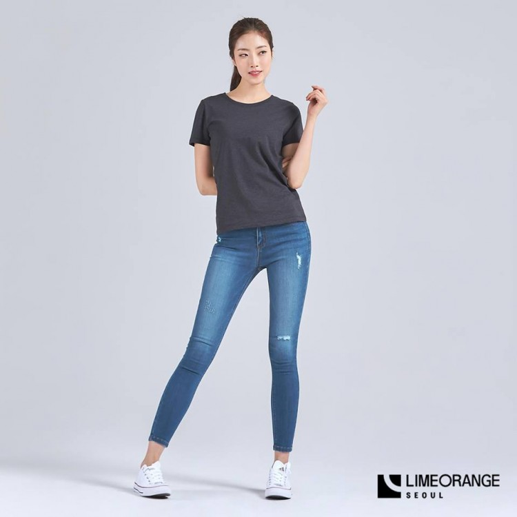POWER STRETCH JEANS  - SIÊU CO DÃN - image 4